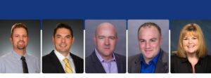 George Petersen Five New Principals