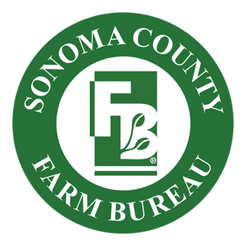 Sonoma County Farm Bureau Logo
